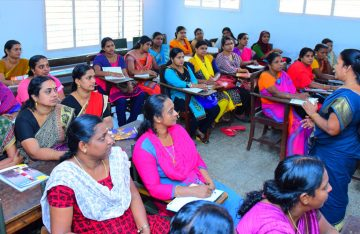 Anganwadi Workers' Training Centres
